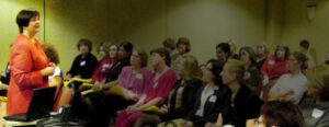 Annmarie Kelly: Speaker and Mentor