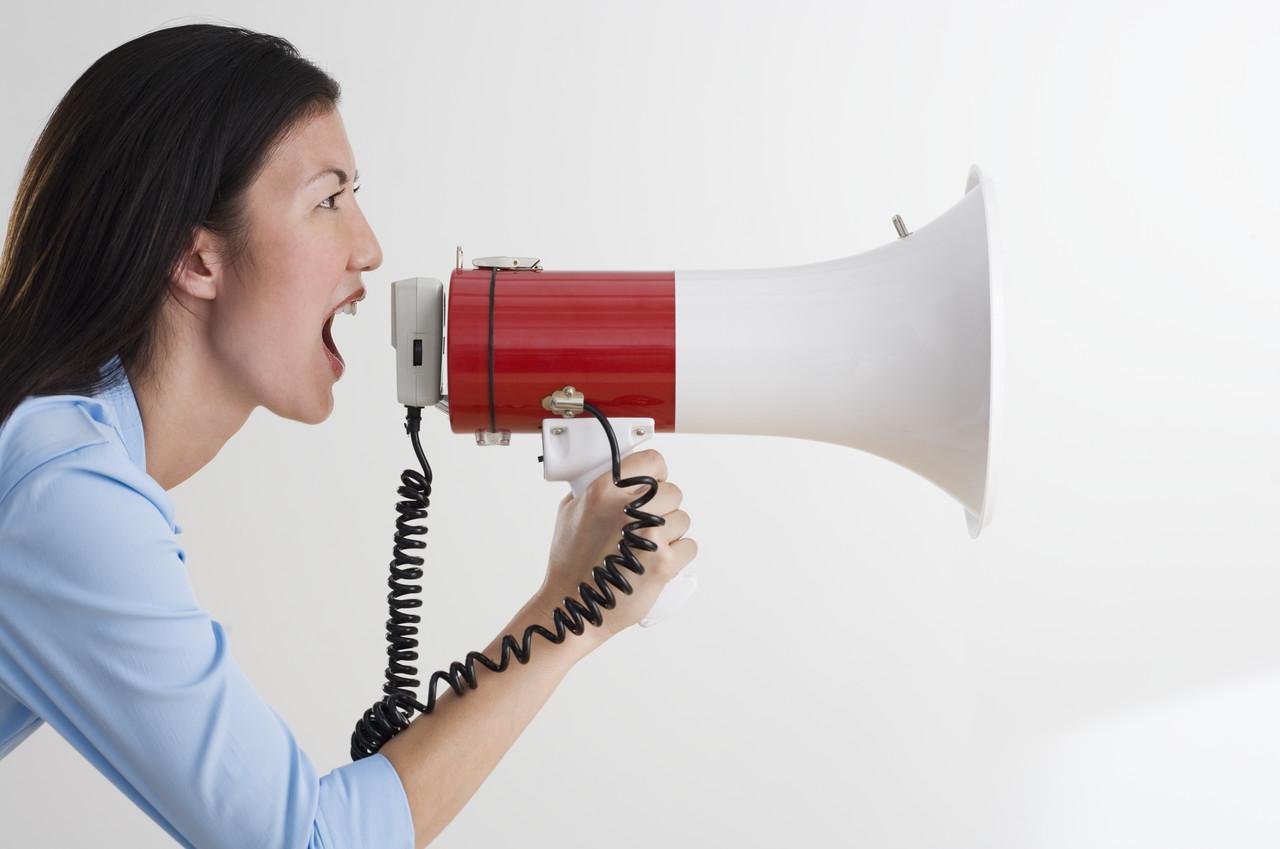Learn to Talk so people will listen