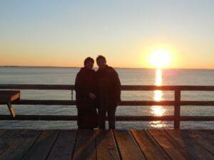 Annmarie&Joseph.Chesapeakebay