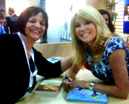 Annmarie Kelly Womens empowerment with Kathy Lee Giford