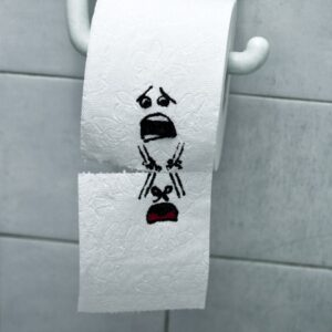 Fight over toilette paper with your partner?