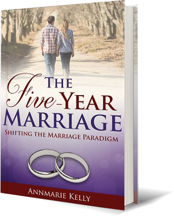 The Five Year Marriage - by Annmarie Kelly
