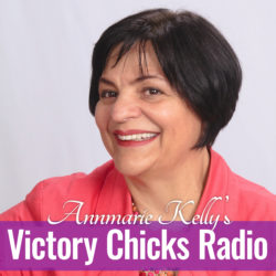 Victory Chicks Radio - empowerment podcast for midlife women