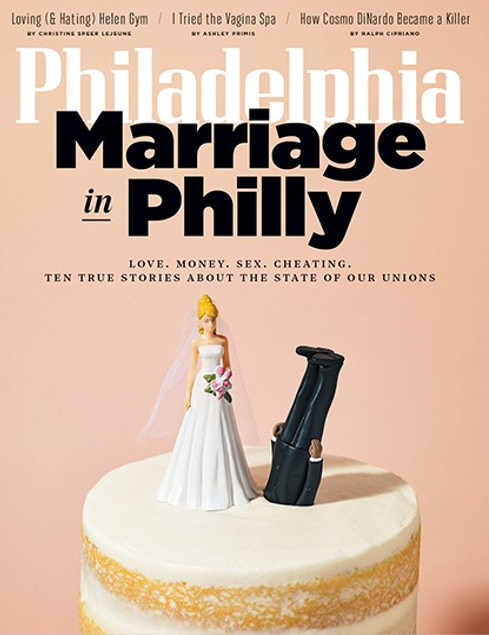 The Five-Year Marriage - relationship advice, featured on philly magazine