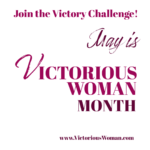 victorious woman month - self-care & empowerment activities