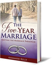 the five year marriage - book on sale