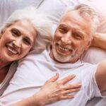 senior couple prevents gray divorce