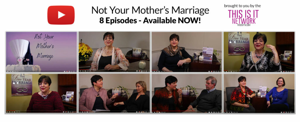 Annmarie Kelly on 8 part TV Series - Not Your Mother's Marriage