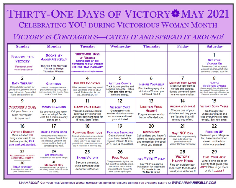victory a day - may 2021