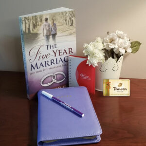 Five year marriage giveaway prizes