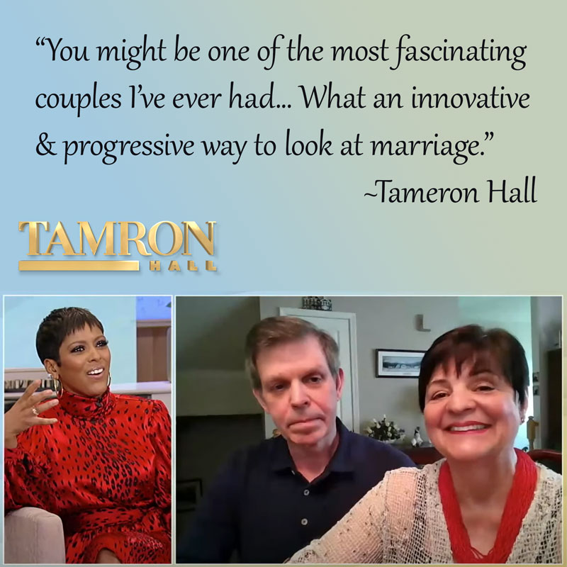five year marriage on tamron hall show